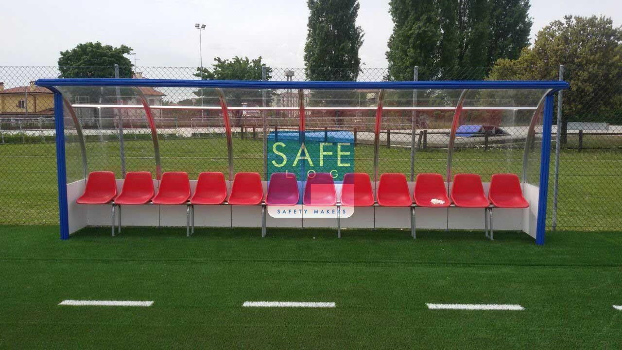 Tappeti Per Bambini Campo Da Calcio : Protezioni antitrauma per attrezzatura sportiva safelog srl
